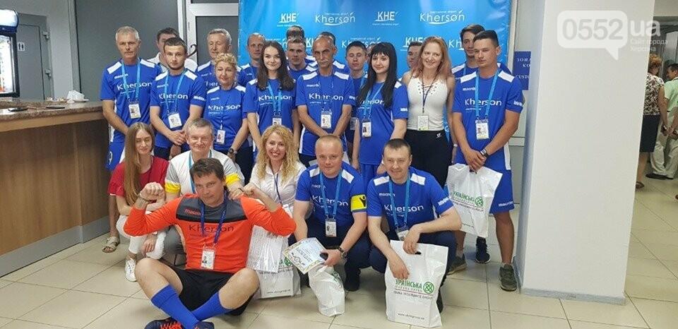 На Херсонщину слетятся на спартакиаду команды 10 аэропортов Украины, фото-2