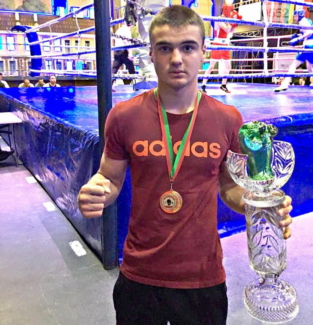 Спортсмен из Херсонской области взял «золото» на Международном турнире по боксу, фото-1