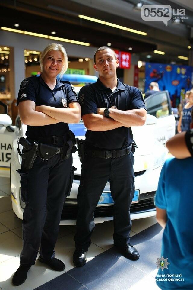 Полицейские подарили маленьким жителям Херсона отличный праздник в День защиты детей , фото-3