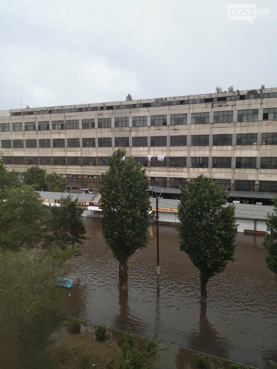 На Херсонщине ураганный ветер сорвал крыши с 50 домов и повалил свыше 100 деревьев, фото-2