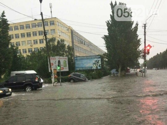 Ураган с грозой обошлись бюджету Херсонщины почти в миллион гривен, фото-1
