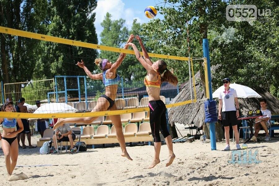 В Херсоне проходит Чемпионат Украины по пляжному волейболу , фото-5