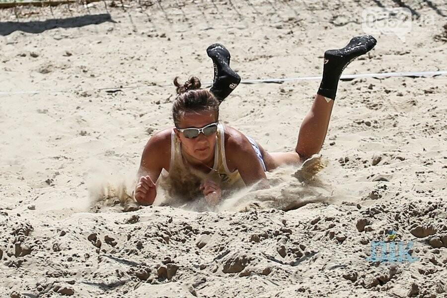 В Херсоне проходит Чемпионат Украины по пляжному волейболу , фото-6