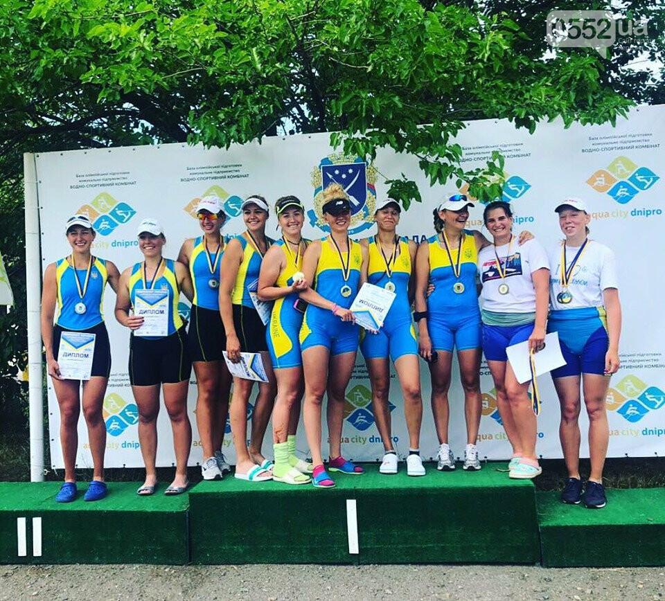 Херсонские студенты завоевали два «золота» и «серебро» на чемпионате Украины, фото-1