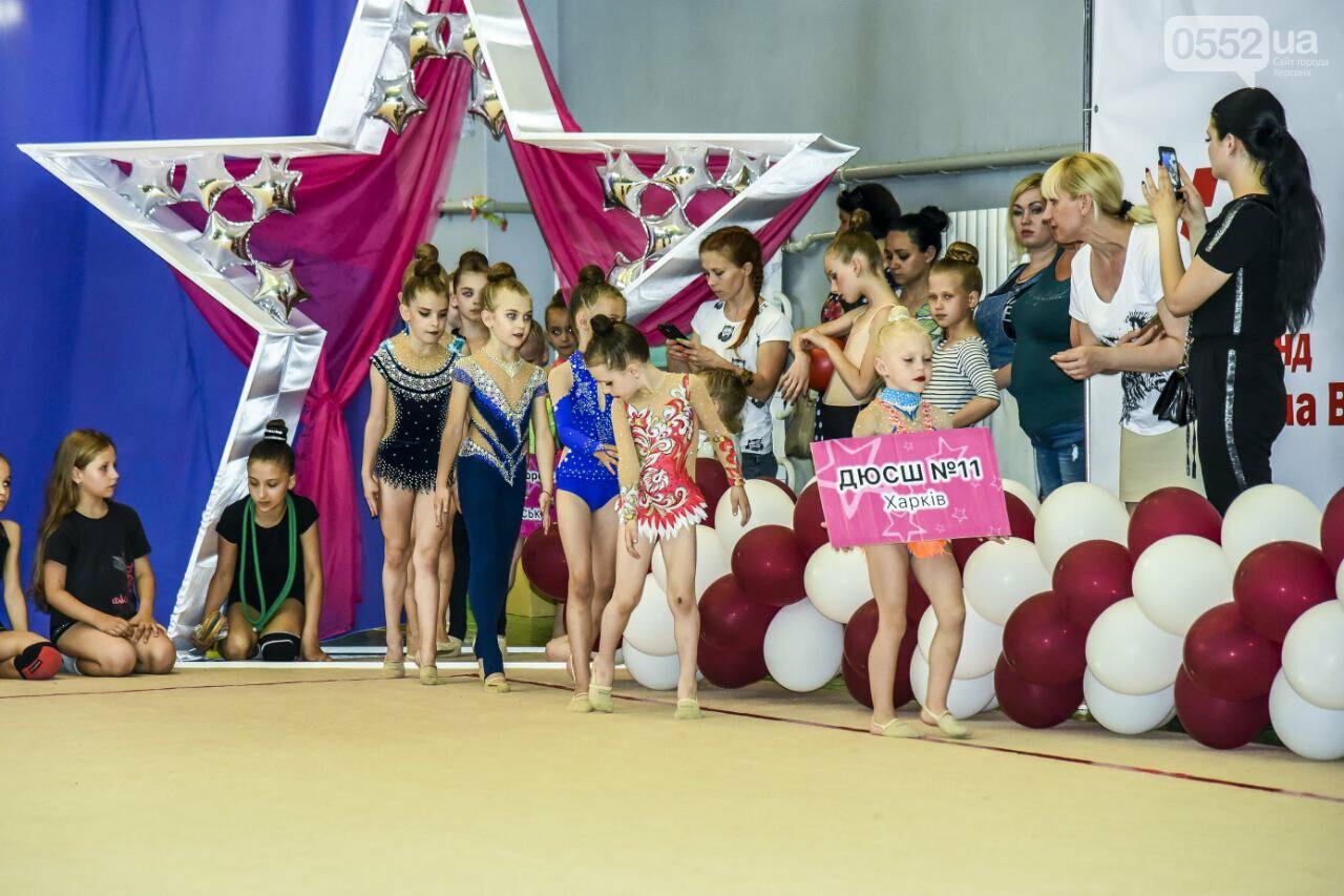 На Херсонщину съехалось 260 гимнасток со всей Украины: самые смелые получили гору подарков, фото-2