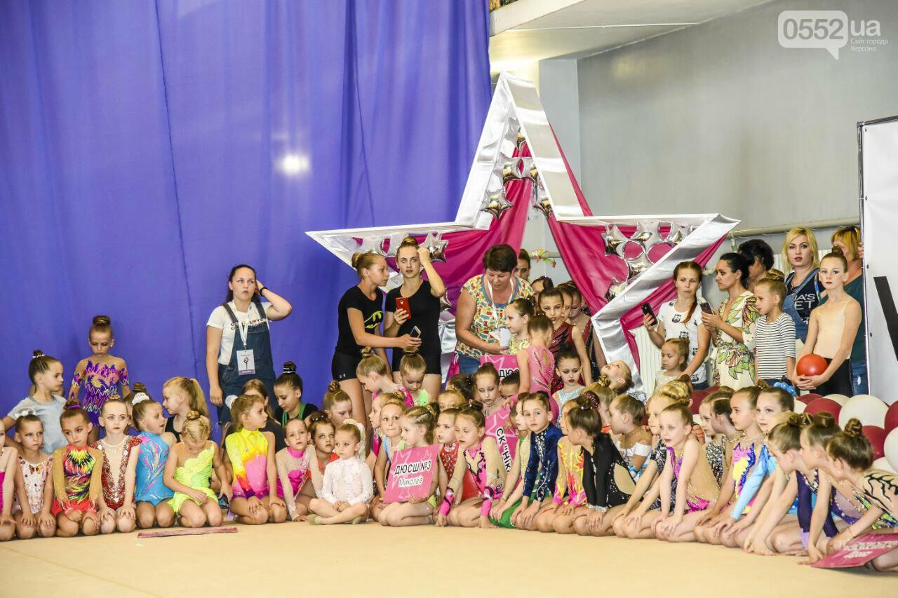 На Херсонщину съехалось 260 гимнасток со всей Украины: самые смелые получили гору подарков, фото-4