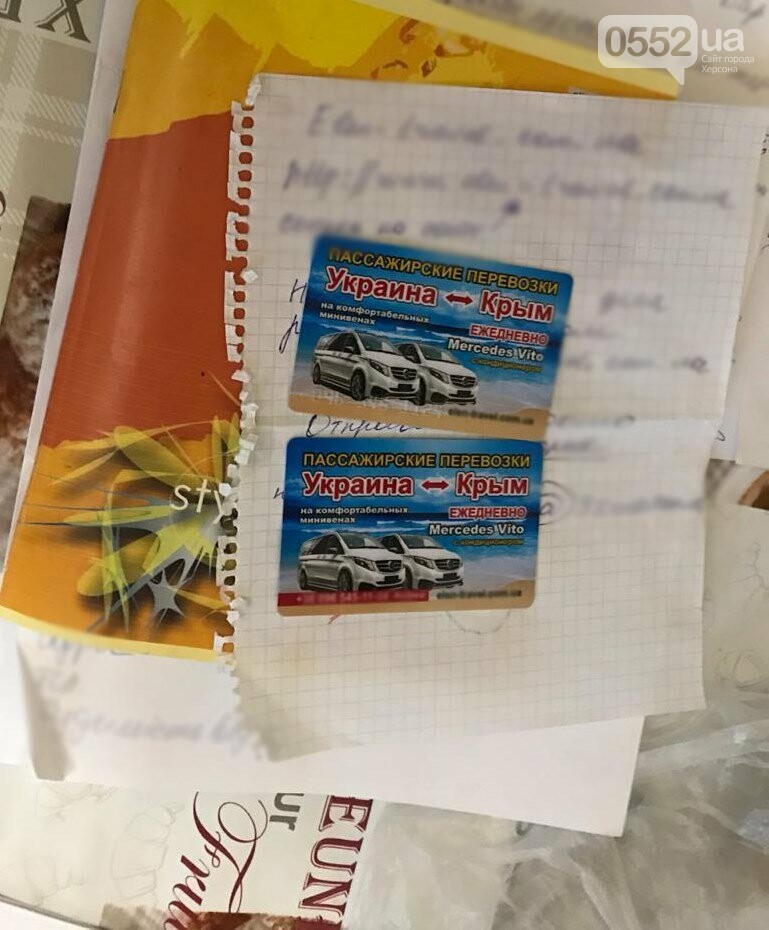 Бойцы «ДОЗОРа» разоблачили нелегальных перевозчиков, курсировавших с Херсонщины в Крым, фото-4