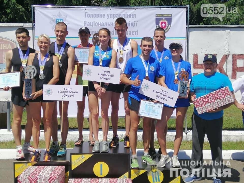 Херсонские полицейские вошли в ТОП призеров чемпионата Национальной полиции Украины, фото-1