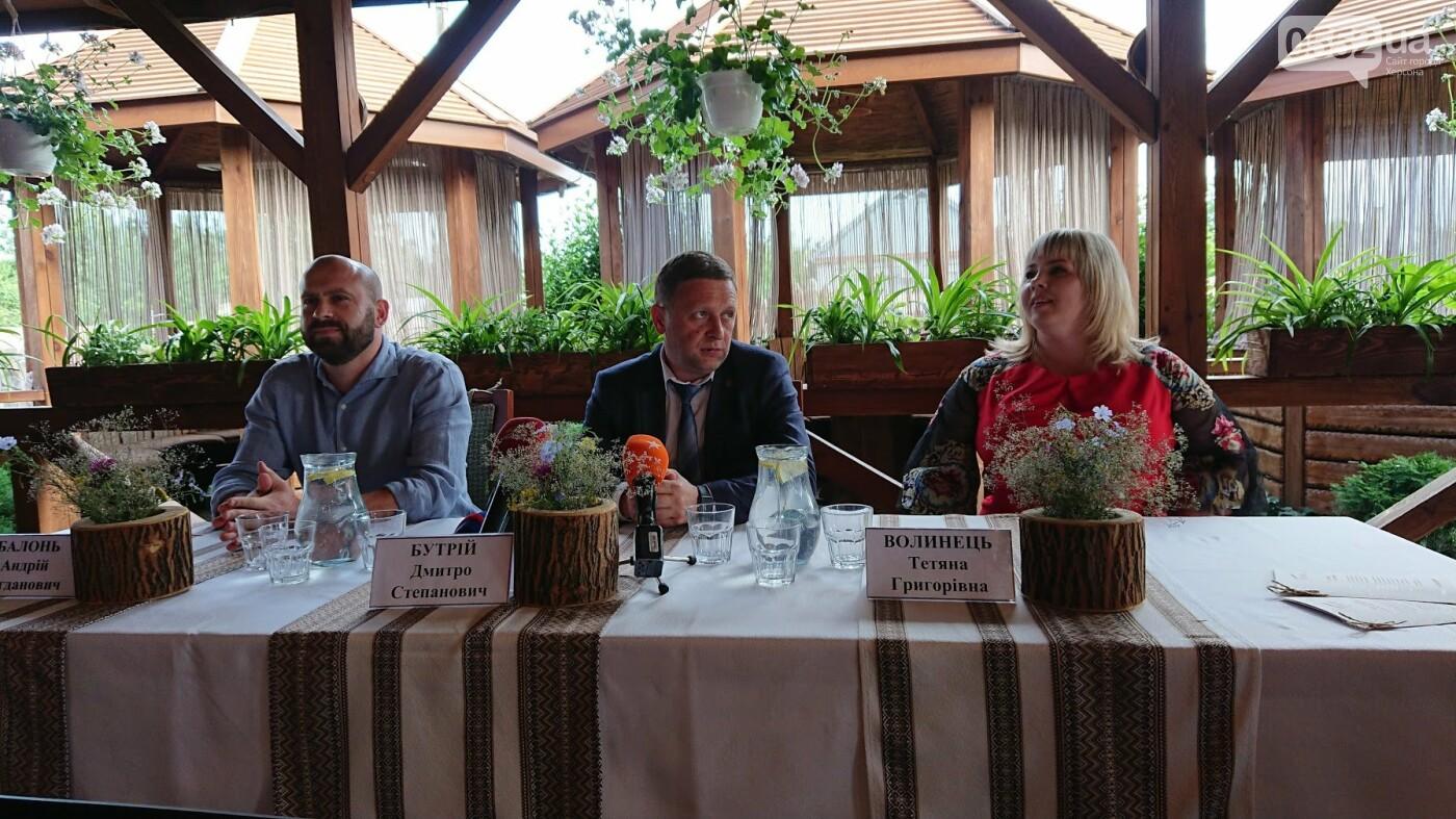 Катерина Деревянко рассказывает о проекте «Херсон-тур», фото-1