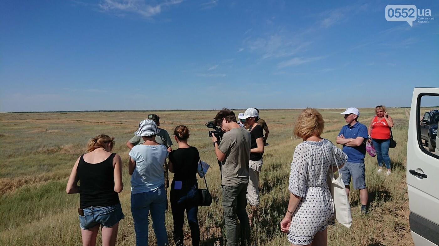 Катерина Деревянко рассказывает о проекте «Херсон-тур», фото-4