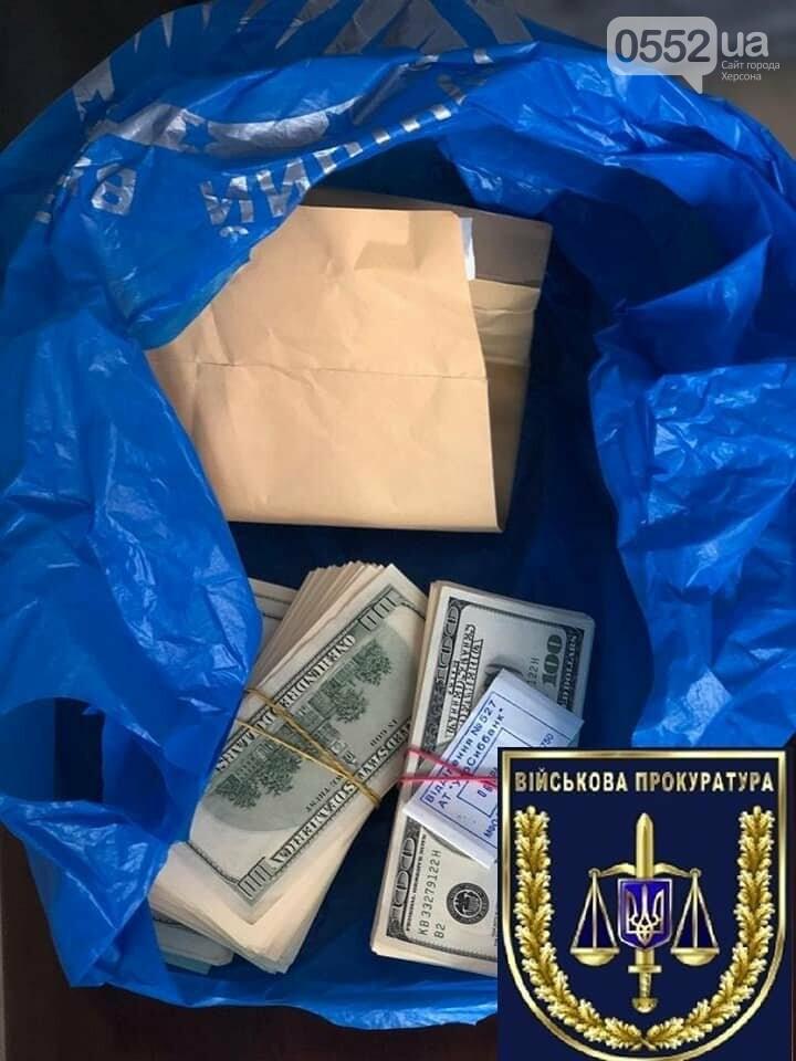 Экс-советник главы Херсонского облсовета Мангера попался на взятке в 30 тысяч долларов, фото-2