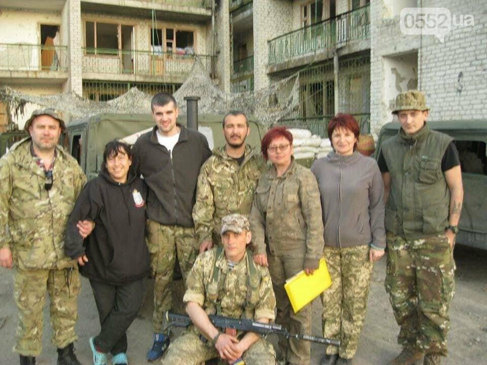 На Донбассе убита военный медик из Херсона: волонтеры просят помочь с похоронами , фото-5