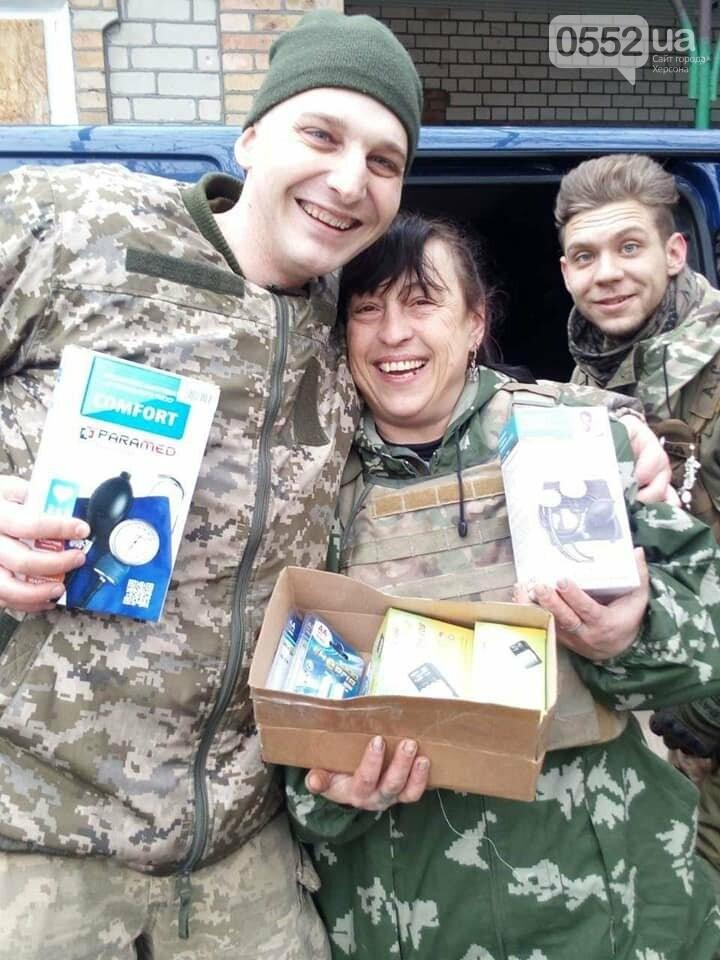На Донбассе убита военный медик из Херсона: волонтеры просят помочь с похоронами , фото-3