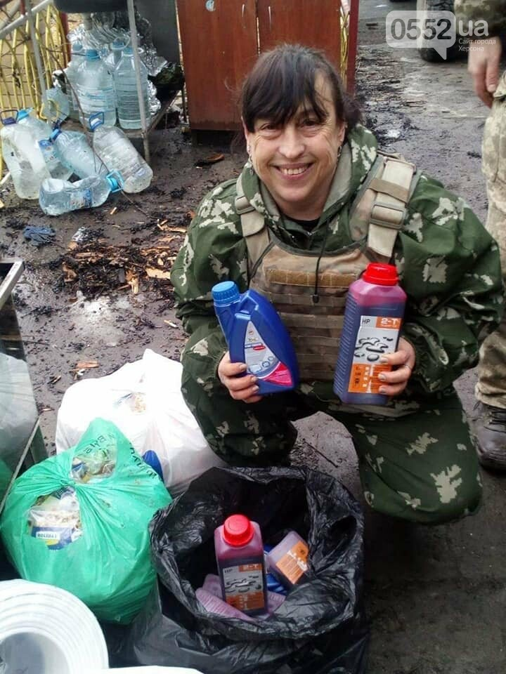 На Донбассе убита военный медик из Херсона: волонтеры просят помочь с похоронами , фото-1