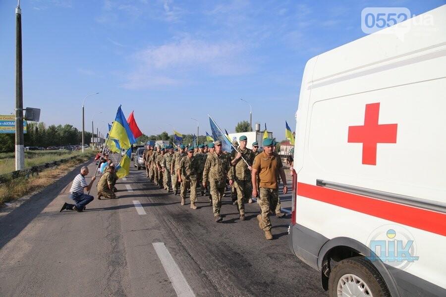 Погибшую на Донбассе военного медика Ирину Шевченко Херсон провожает в последний путь, фото-3
