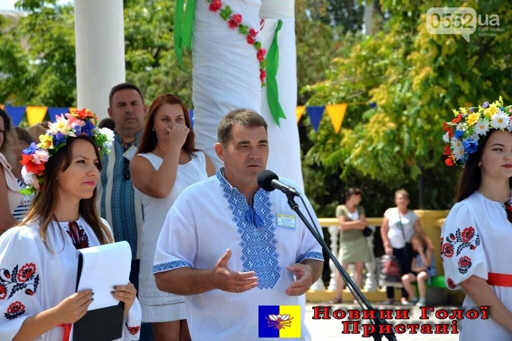 На Херсонщине в Голой Пристани «звезды» поют в честь открытия фестиваля «Купальские зори» , фото-5