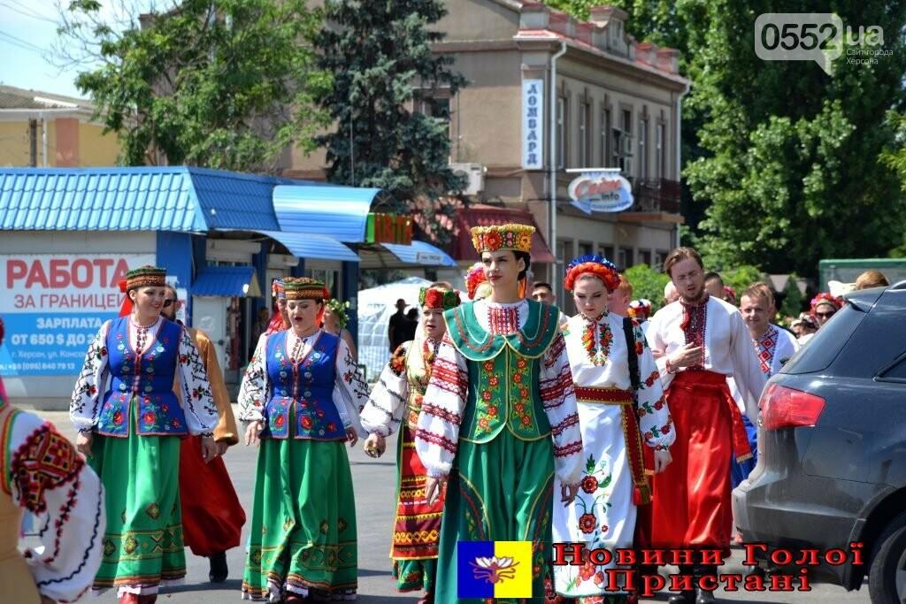 На Херсонщине в Голой Пристани «звезды» поют в честь открытия фестиваля «Купальские зори» , фото-3
