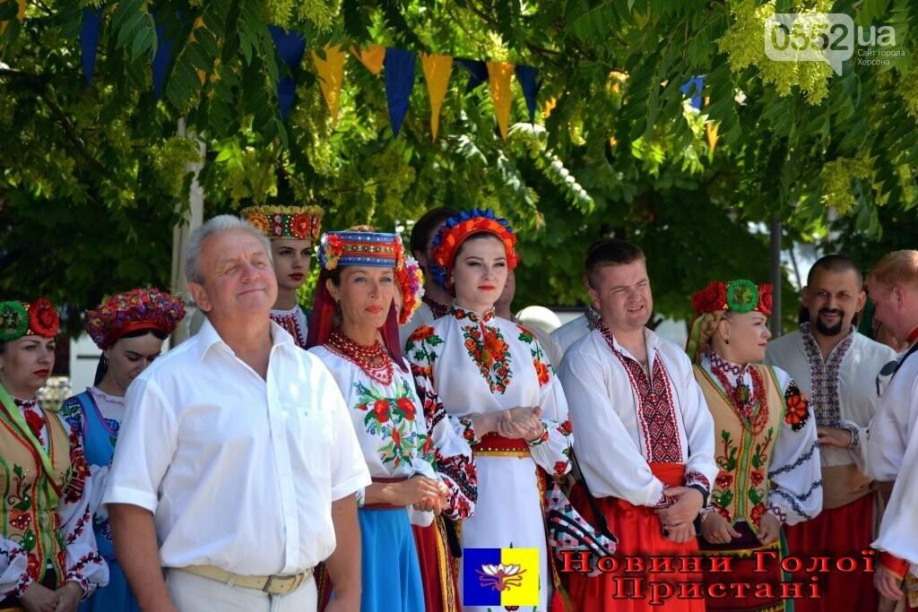 На Херсонщине в Голой Пристани «звезды» поют в честь открытия фестиваля «Купальские зори» , фото-2