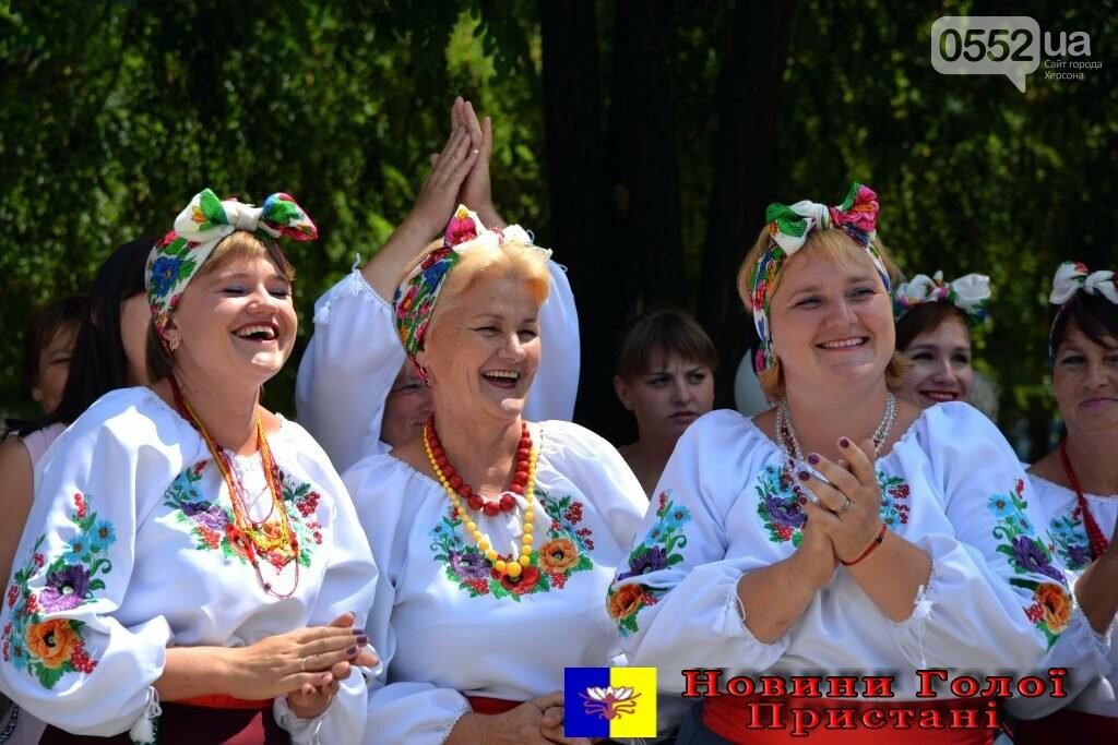 На Херсонщине в Голой Пристани «звезды» поют в честь открытия фестиваля «Купальские зори» , фото-7