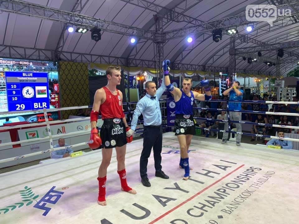 Спортсмен из Херсона выиграл бронзовую медаль на Чемпионате Мира по таиландскому боксу Муэй-Тай, фото-5