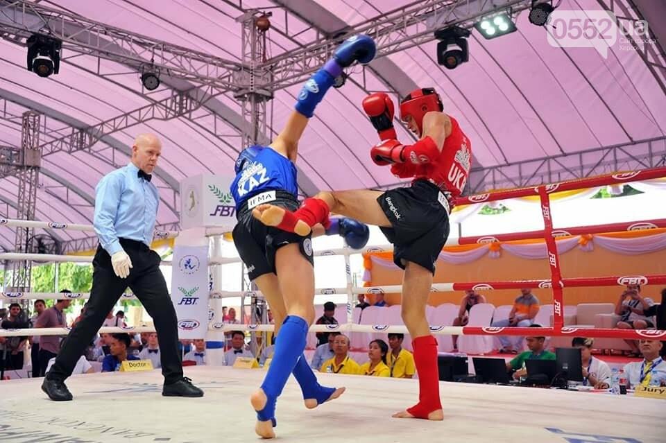 Спортсмен из Херсона выиграл бронзовую медаль на Чемпионате Мира по таиландскому боксу Муэй-Тай, фото-2