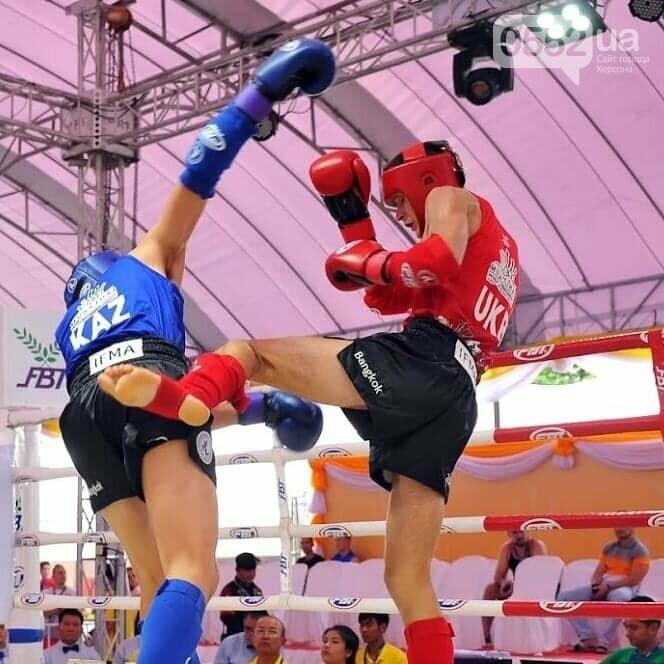 Спортсмен из Херсона выиграл бронзовую медаль на Чемпионате Мира по таиландскому боксу Муэй-Тай, фото-3