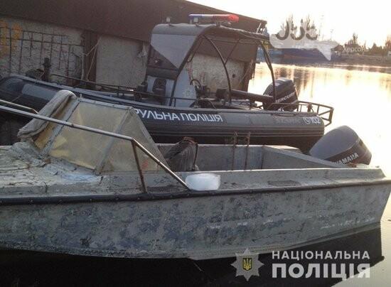 В Херсонской области браконьеры за одну ночь наловили морепродуктов на два миллиона гривен, фото-4
