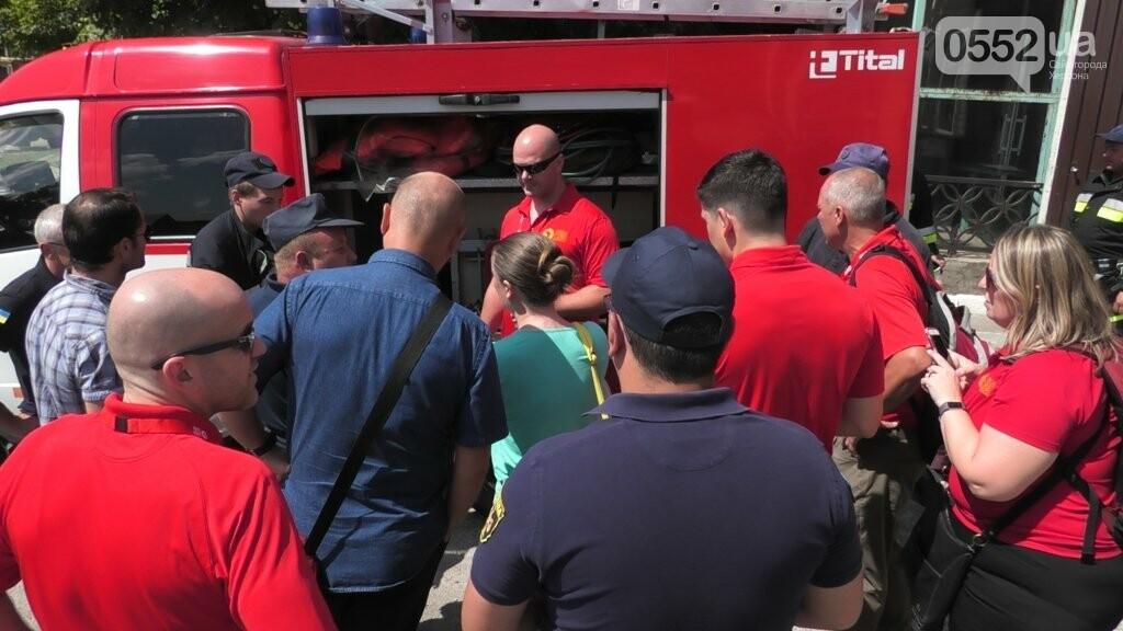 Африканская пожарная миссия из США научит спасателей Херсонщины бороться с лесными пожарами, фото-1