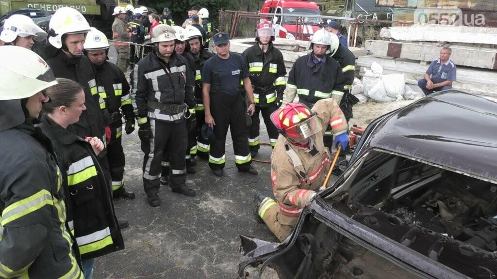 Африканская пожарная миссия из США научит спасателей Херсонщины бороться с лесными пожарами, фото-4