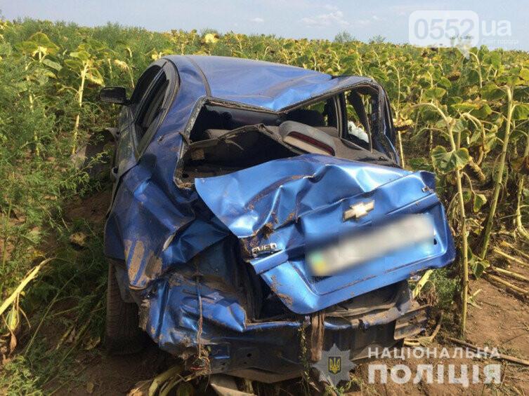 Жуткое ДТП под Херсоном: одна женщина погибла, еще два пассажира – в реанимации, фото-2