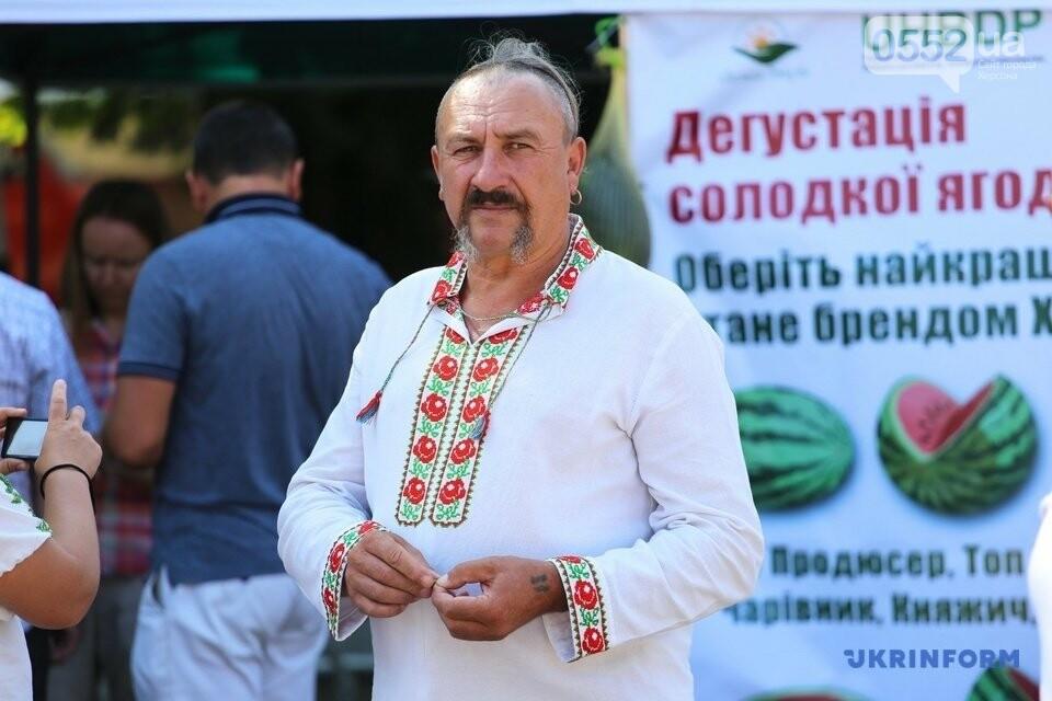 Самый большой арбуз получил награду на Херсонщине: рекордсмен стал украинским чудом, фото-6