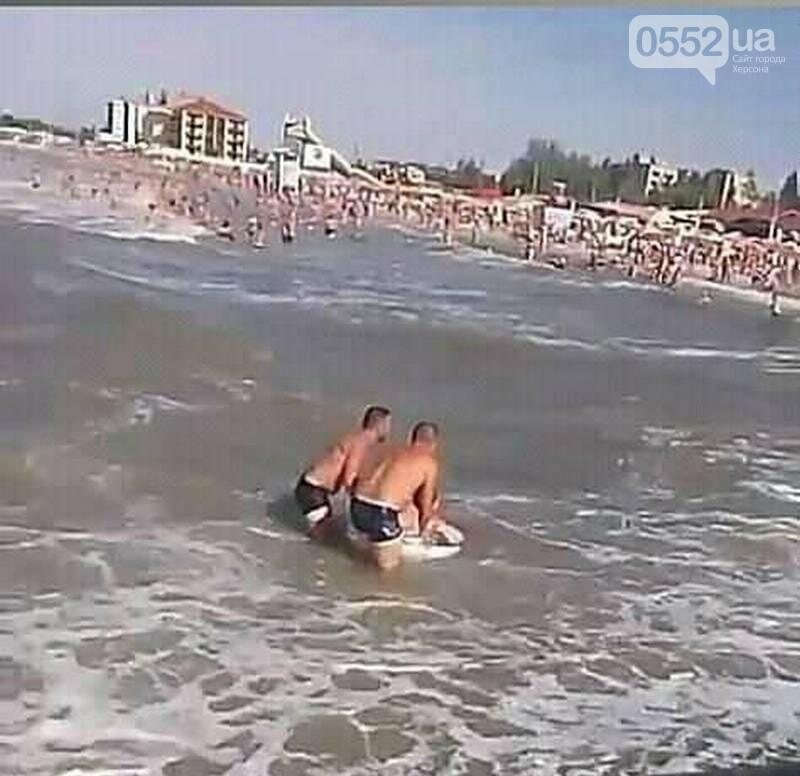 На Херсонщине турист спас жизнь двум девочкам и мужчине: едва не утонули в Железном Порту , фото-3