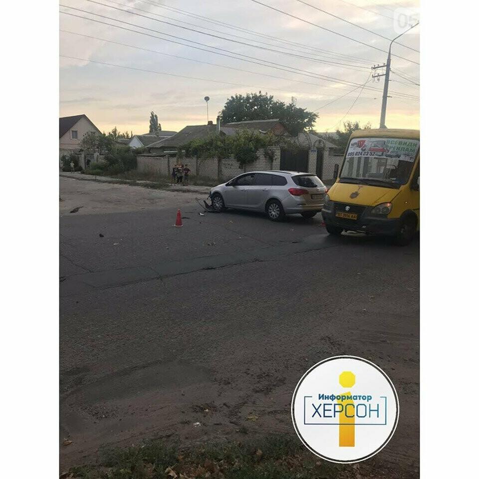 В Херсоне маленькие дети пострадали в ДТП: их мать на машине протаранила забор дома , фото-3