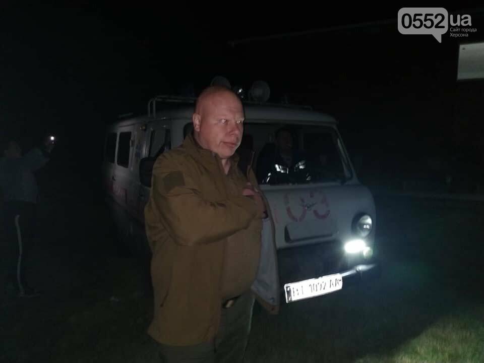 Скандал в Херсонской области: подрались два депутата, начальника местной полиции отстранили, фото-4