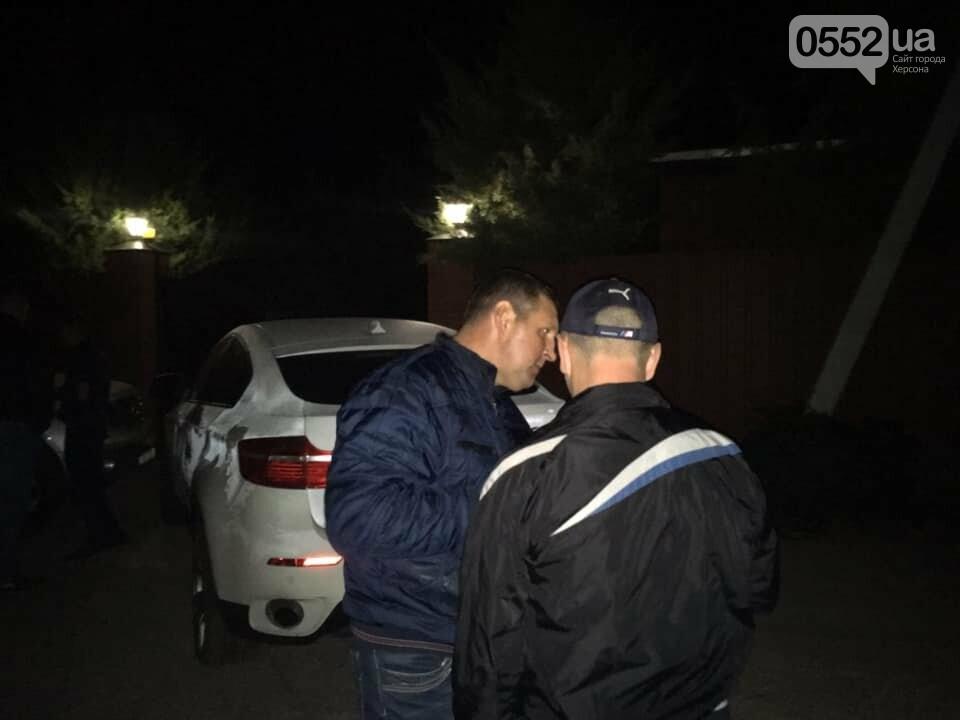 Скандал в Херсонской области: подрались два депутата, начальника местной полиции отстранили, фото-6
