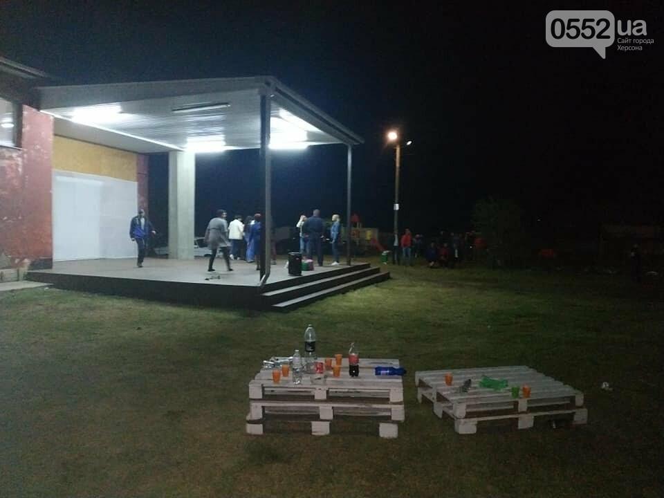 Скандал в Херсонской области: подрались два депутата, начальника местной полиции отстранили, фото-2