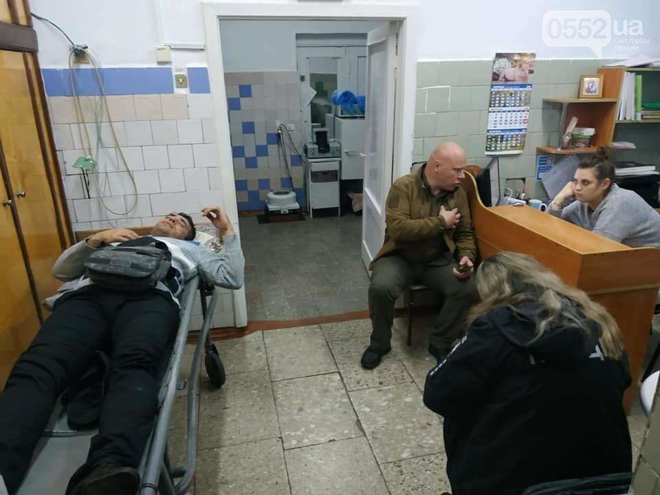 Скандал в Херсонской области: подрались два депутата, начальника местной полиции отстранили, фото-1