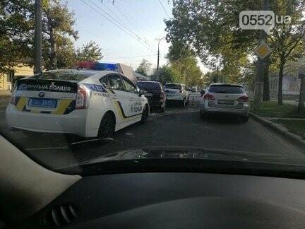 Вечерний Херсон застыл в пробках: тройное ДТП на парализовало движение до Бериславского шоссе, фото-1