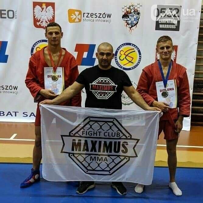 В Херсон вернулись с победой: наши бойцы выиграли Чемпионат Европы по боевому самбо, фото-1