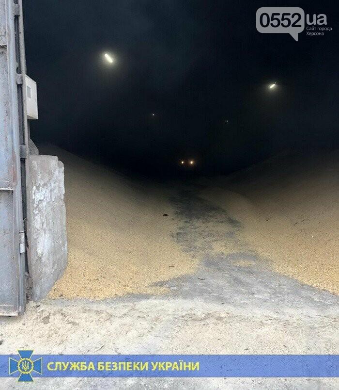 В Херсоне СБУ раскрыла аферу с зерном на сотни миллионов гривен, фото-5