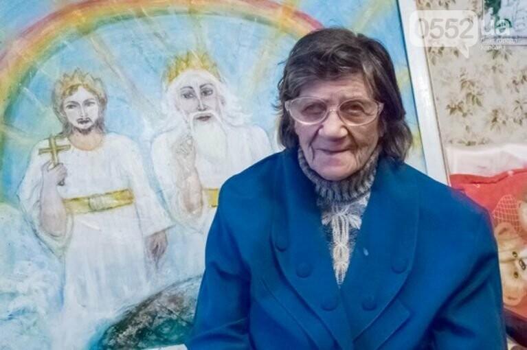 Социальный опрос: достойна ли талантливая долгожительница звания Почетный гражданин Херсона, фото-1