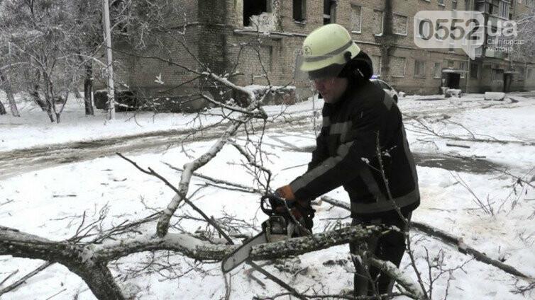 Снегопад блокировал Херсон: аэропорт закрыт, на трассе Херсон-Николаев транспортный коллапс, фото-4