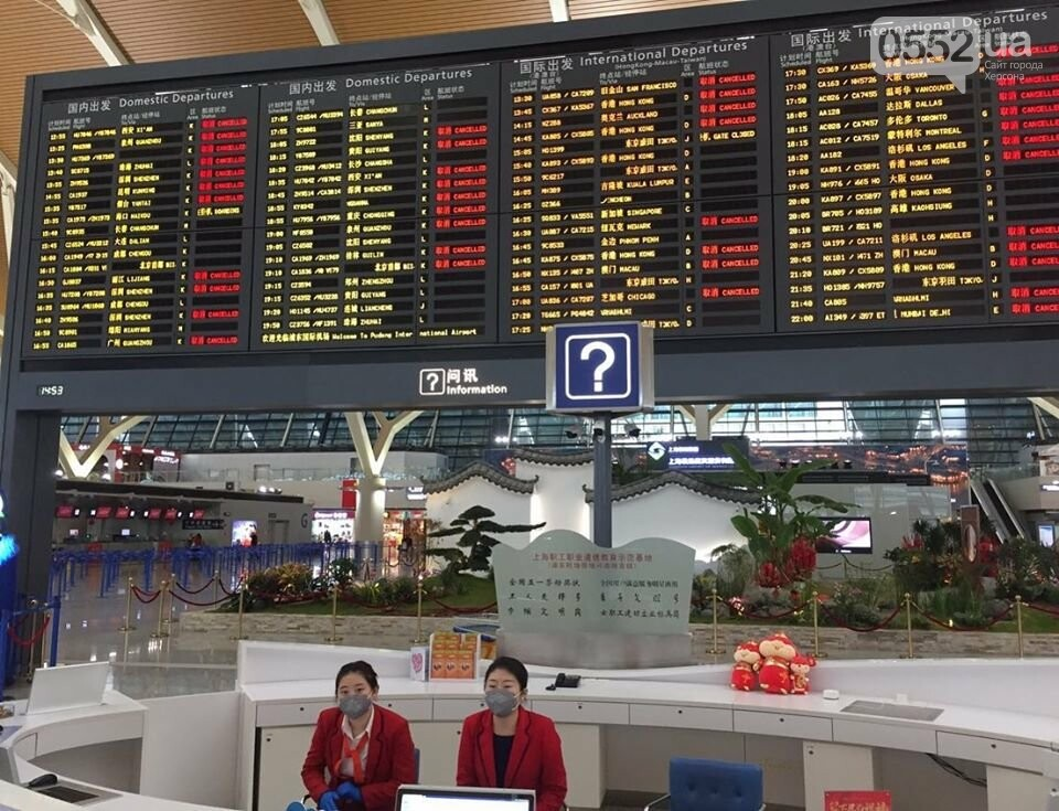 Блокадный Китай: украинской чемпионке удалось вырваться из эпицентра коронавируса в Херсон, фото-1
