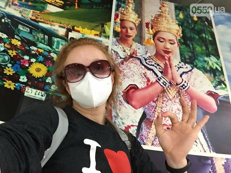 Блокадный Китай: украинской чемпионке удалось вырваться из эпицентра коронавируса в Херсон, фото-3