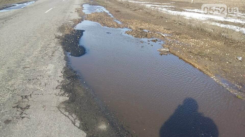 Херсонское ноу-хау: губернатору объяснили, что класть асфальт в лед при минус 10 можно!, фото-1