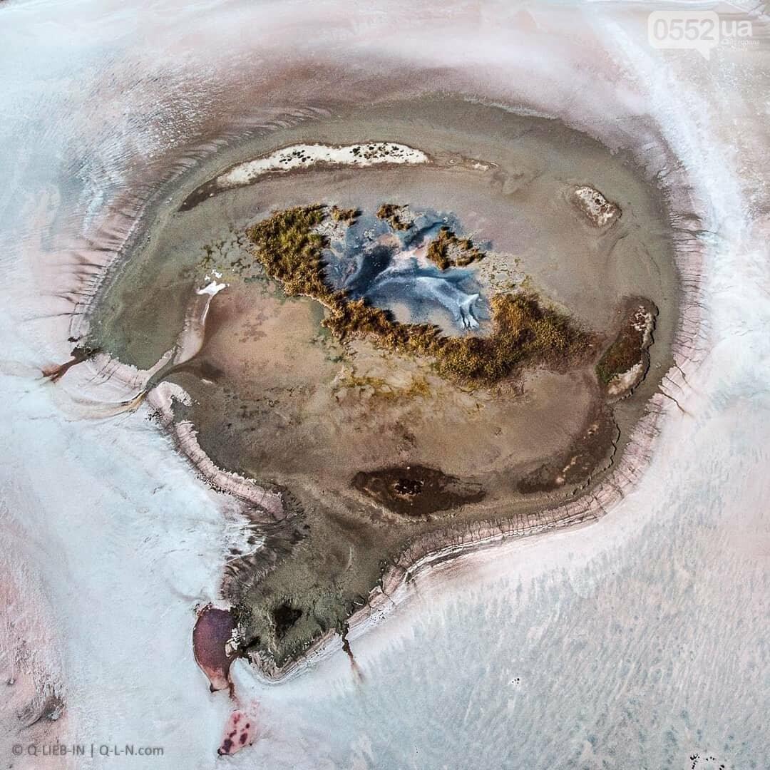Знаменитое розовое озеро Херсонщины попало в шортлист конкурса Sony World Photo Awards, фото-2