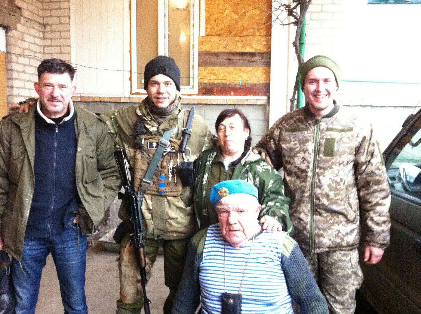 Легендарный дядя Гриша из Херсона победил в конкурсе «Благотворительная Украина», фото-1
