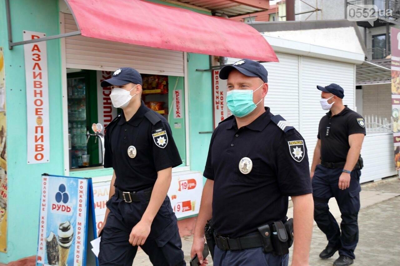В курортной зоне Херсонщины начали работу четыре полицейских станции, фото-4