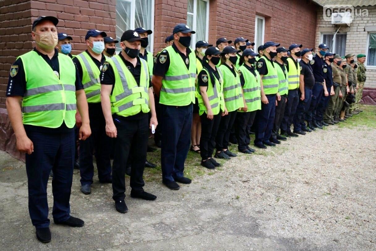 В курортной зоне Херсонщины начали работу четыре полицейских станции, фото-6