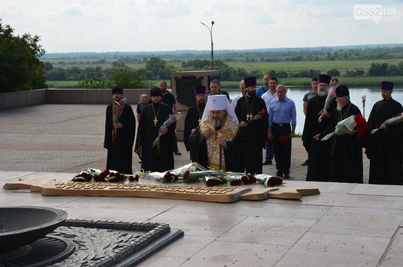 В Херсоне почтили память жертв Второй мировой войны - ФОТО, ВИДЕО, фото-1